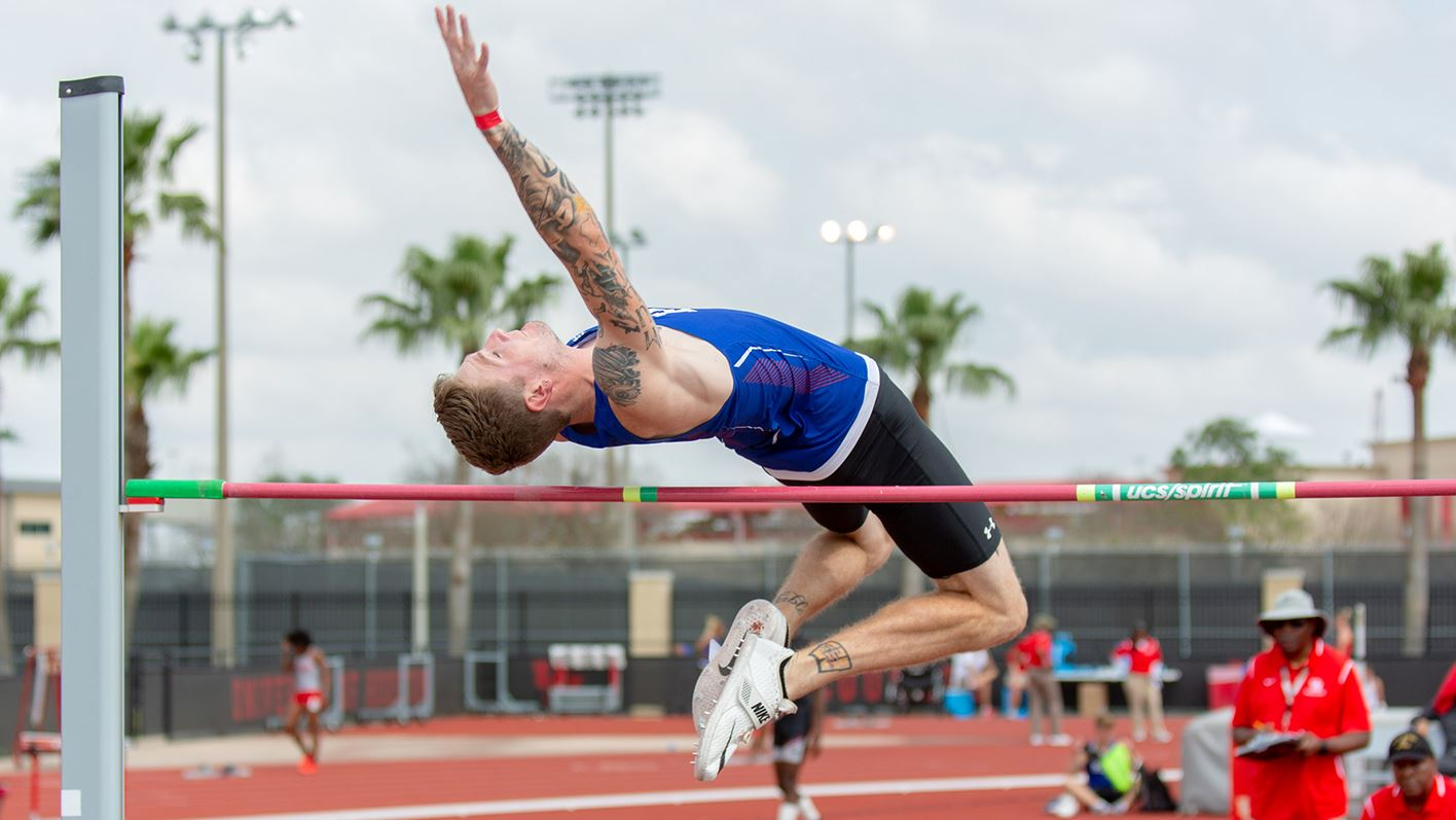 T&F: Rogers Impresses on Day One at Bryan Clay Multis
